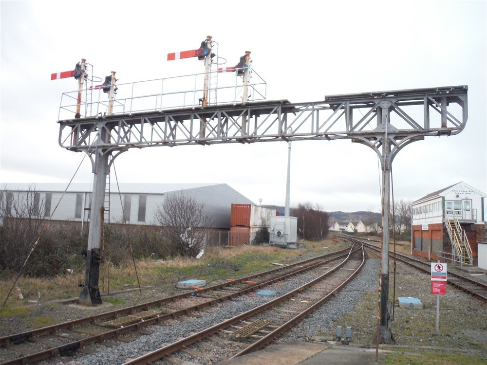 Rail Inspection of railway structures