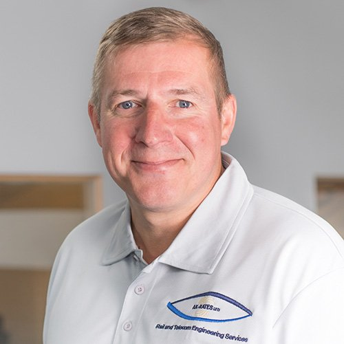 Steve Shaw, Railway Structural Examiner - AK-Rates Rail Engineering Services
